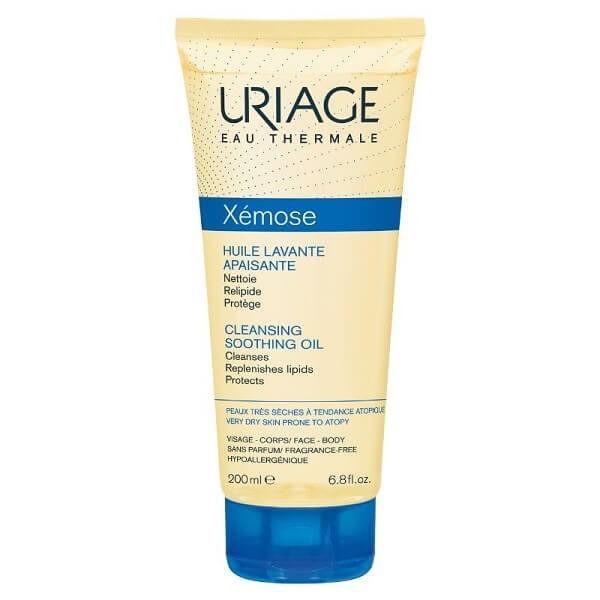 Γυναίκα Uriage – Xemose Καθαριστικό Λάδι Προσώπου & Σώματος 200ml
