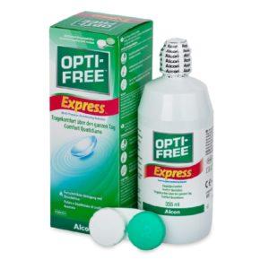 Οφθαλμικές Σταγόνες-Ph Opti-Free – Express Everyday Comfort Υγρό Φακών Επαφής για Καθημερινή Άνεση 355ml