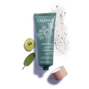 Γυναίκα Caudalie – Μάσκα Καθαρισμού Προσώπου με Λευκό Άργιλο 75ml