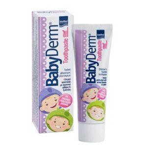 Μαμά - Παιδί Intermed – Παιδική Οδοντόκρεμα με Γεύση Τσιχλόφουσκα 50ml