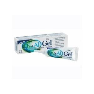 Οδοντόκρεμες-ph Intermed – HY + AL Gel Επούλωση Μαλακών Ιστών Στόματος 30gr