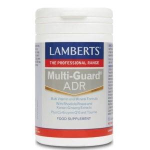 Βιταμίνες Lamberts – Πολυφόρμουλα Ενέργειας 60tabs