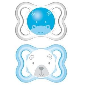 Αξεσουάρ Μωρού Mam Air Πιπίλα Latex 0-6 Μηνών 121L 2τμχ