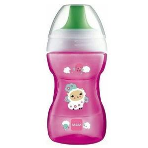 Αξεσουάρ Μωρού Mam Fun To Drink Cup Εκπαιδευτικό Ποτηράκι 8+ Mηνών 270ml