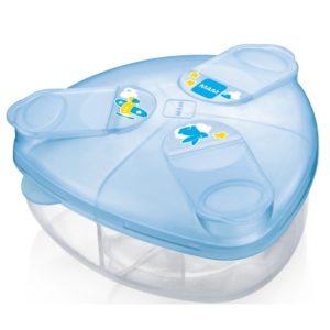 Αξεσουάρ Μωρού Mam Milk Powder Box Δοχείο για Σκόνη Γάλακτος 1τμχ