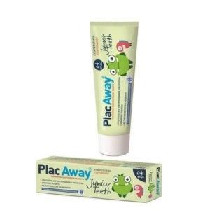 Οδοντόκρεμες-ph Plac Away – Παιδική Οδοντόκρεμα με Γεύση Πορτοκάλι 6+ Ετών 50ml
