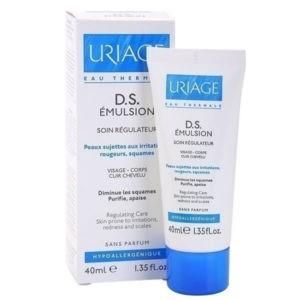 Περιποίηση Προσώπου Uriage – D.S. Emulsion Σμηγματορυθμιστική Κρέμα 40ml