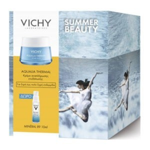 Daily Offers Vichy – Promo Aqualia Thermal Rehydrating Rich Cream 50ml and Gift Mineral 89 Face Booster 10ml