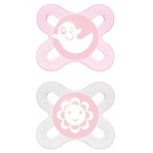 Αξεσουάρ Μωρού Mam Start Πιπίλα Σιλικόνης 0-2 Μηνών 125S 2τμχ