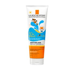 Μαμά - Παιδί La Roche Posay – Anthelios Dermo-Pediatrics Wet Skin Gel Lotion Παιδικό Αντηλιακό Σώματος για Στεγνό ή Βρεγμένο Δέρμα SPF50+ 250ml
