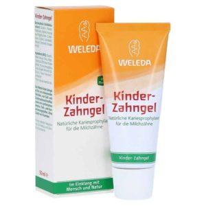 Περιποίηση Προσώπου Weleda – Οδοντόκρεμα με Καλέντουλα για Παιδιά Κατά της Τερηδόνας 50ml