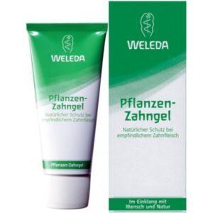 Οδοντόκρεμες-ph Weleda – Φυτική Οδοντόκρεμα Gel 75ml