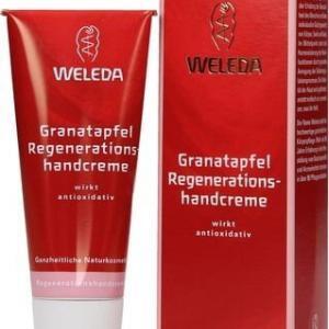 Γυναίκα Weleda – Αναζωογονητική Κρέμα Χεριών Ρόδι 50ml
