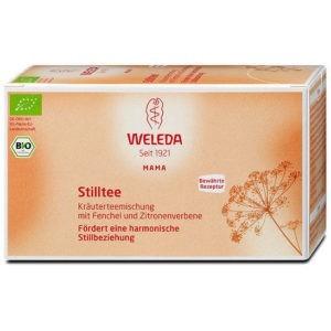 Εγκυμοσύνη - Νέα Μαμά Weleda – Stilltee Τσάι Θηλασμού 20 Φακελάκια