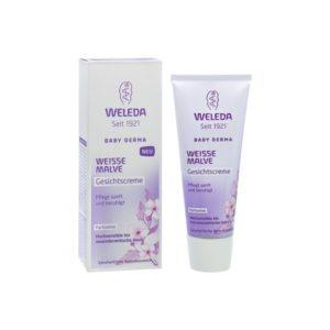 Ευαίσθητο Δέρμα Βρέφους Weleda – Βρεφική Κρέμα Αλλαγής Πάνας με Μολόχα 50ml