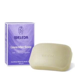 Περιποίηση Προσώπου Weleda – Σαπούνι Λεβάντας 100gr