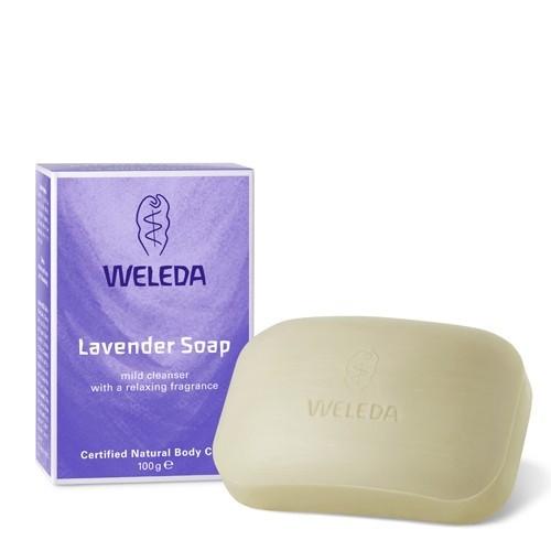 Γυναίκα Weleda – Σαπούνι Λεβάντας 100gr