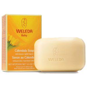 Περιποίηση Προσώπου Weleda – Σαπούνι Καλέντουλας 100gr