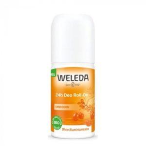 Γυναίκα Weleda – Αποσμητικό Roll On με Ιπποφαές 50ml