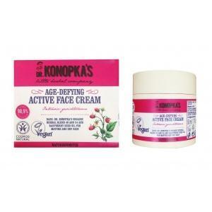 Γυναίκα Natura Siberica – Dr.Konopka/s Ενεργή Αντιγηραντική Κρέμα Προσώπου για Ωριμες και Ξηρές Επιδερμίδες 50 ml