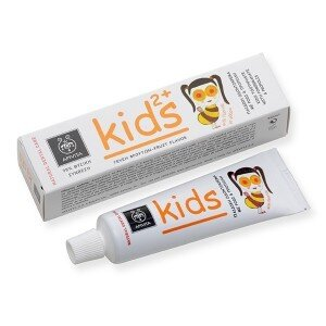 Μαμά - Παιδί Apivita – Παιδική Οδοντόκρεμα Με Ρόδι και Πρόπολη 50ml