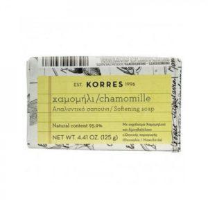 Περιποίηση Προσώπου Korres – Σαπούνι με Χαμομήλι Για Ευαίσθητες Επιδερμίδες 125gr