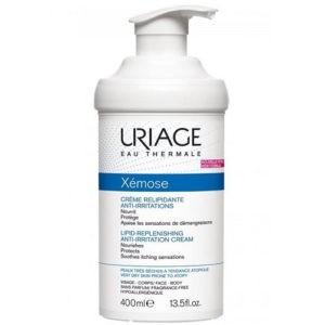 Άνδρας Uriage – Xémose Κρέμα για πολύ Ξηρό με τάση Ατοπίας Δέρμα 400ml