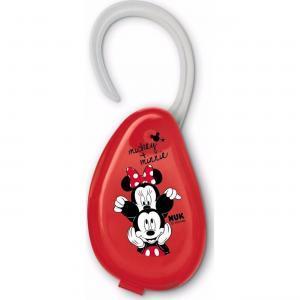 Μαμά - Παιδί Nuk – Disney Mickey Θήκη Πιπίλας 1τμχ