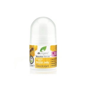Body Care Dr. Organic – Royal Jelly Deodorant Roll-On 50 ml