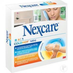 Φαρμακείο 3M – Nexcare Mini 2σε1 Παγοκύστη & Θερμοφόρα Πολλαπλών Χρήσεων για Φυσική Ανακούφιση από τον Πόνο 11cm x 12cm 1τμχ