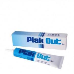 Γυναίκα Plak Out – Τζελ Διγλυκονικής χλωρεξιδίνης 0,2% για Τοπική Εφαρμογή σε Στοματίτιδες από Οδοντοστοιχίες 35ml