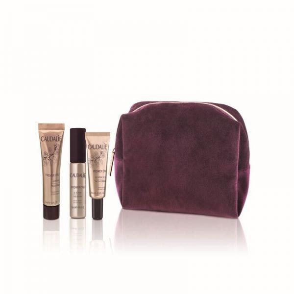Face Care Caudalie –  Premier Cru Kit Premier Cru Serum 10ml and Creme Premier Cru 15ml and Premier Cru Eye Cream 5ml