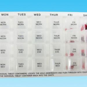 Φαρμακείο Alfacare – Εβδομαδιαίος Προγραμματιστής Χαπιών Μεγάλος AC-661