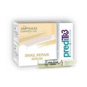 Περιποίηση Προσώπου PrediTR3 – Snail Repair Serum Ορός Έντονης Αναζωογόνησης 1 κάψουλα x 2ml