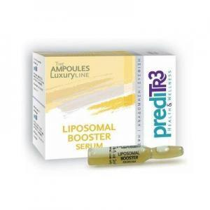 Περιποίηση Προσώπου PrediTR3 – Liposomal Booster Serum Λιποσωμιακός Ορός με Κολλαγόνο 1 κάψουλα x 2ml