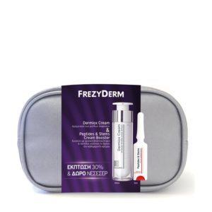 Γυναίκα Frezyderm – Promo Κρέμα Κατά των Ρυτίδων Έκφρασης 50ml και Δώρο Booster με Βλαστοκύτταρα και Πεπτίδια 5ml σε Συλλεκτικό Νεσεσέρ