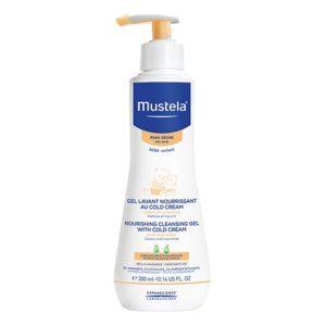 Μαμά - Παιδί Mustela  – Καθαριστικό Τζελ για Θρέψη 300ml