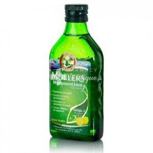Παιδικές Βιταμίνες Moller's – Μουρουνέλαιο με γεύση λεμόνι 250ml