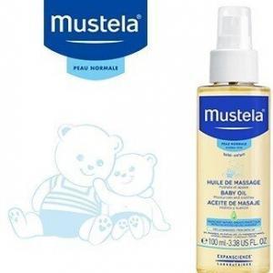 Ενυδάτωση - Baby Oil Mustela – Λάδι Σώματος που Καταπραϋνει και Ενυδατώνει 110ml