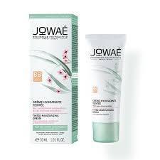 Γυναίκα Jowae – Tinted Moisturizing Face Cream BB Ενυδατική Κρέμα Προσώπου με Χρώμα Ανοιχτή Απόχρωση για Όλους τους Τύπους Δέρματος 30ml