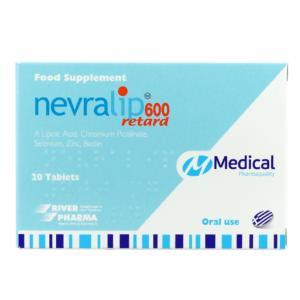 Αντιμετώπιση Medical Pharmaquality – Nevralip Retard 600 Συμπλήρωμα Διατροφής με Αντιοξειδωτική και Νευροτροφική Δράση 20 ταμπλέτες