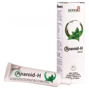 Υγεία-φαρμακείο Honora Pharma Anaroid – H Cream Κρέμα για τις Αιμορροΐδες 30ml