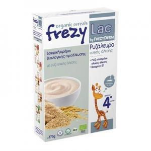 Διατροφή Βρέφους Frezyderm – Frezylac Ρυζάλευρο – Ολικής Άλεσης 175g
