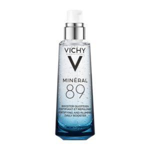 Γυναίκα Vichy – Mineral 89 Winter Size Ενυδατικό Booster Προσώπου 75ml