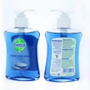 Καθαριστικά Dettol – Αντισυπτικό Κρεμοσάπουνο Sea Minerals 250ml