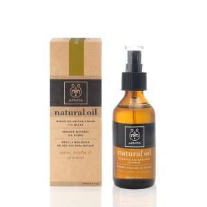 Γυναίκα Apivita – Natural Oil Blend Βιολογικό Μείγμα Έλαιων για Μασάζ 100ml