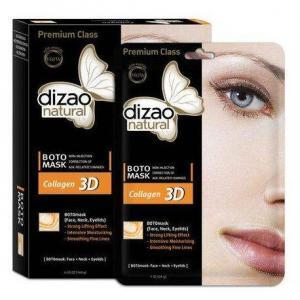Περιποίηση Προσώπου Dizao – Μάσκα Μπότοξ με Κολλαγόνο 1τμχ