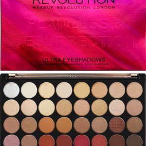 Γυναίκα Revolution – Beauty Ultra 32 Eyeshadow Palette Flawless 3 Resurrection 20gr