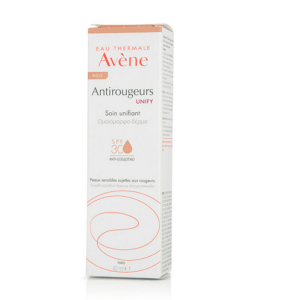 Περιποίηση Προσώπου Avene – Eau Thermale Antirougeurs Unify SPF30 Make Up Κρέμα με Χρώμα για Ευαίσθητο Δέρμα με Τάση για Κοκκινίλες 40ml