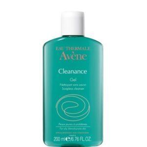 Άνδρας Avene – Cleanance Nettoyant Τζελ Καθαρισμού για Λιπαρές Επιδερμίδες 200ml